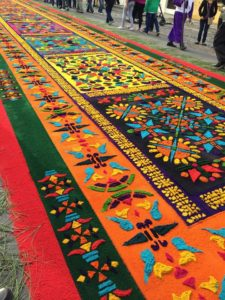 Semana Santa Alafombras