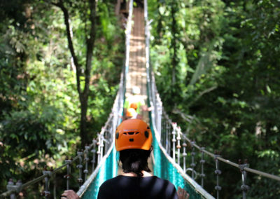 Belize-canopy-walk